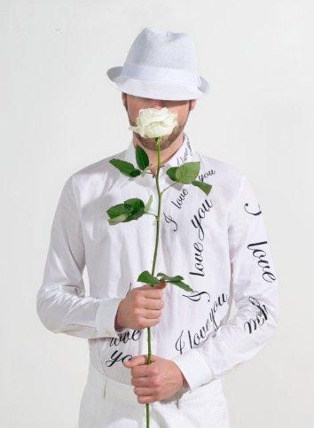 романтичен мъж