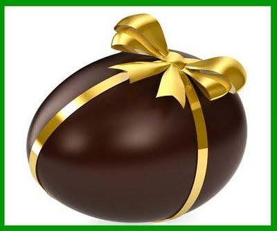 шоколадово яйце
