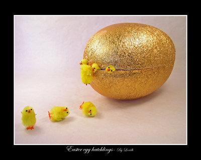 пиленца и златно яйце