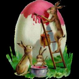 Великденско боядисвяне на яйца