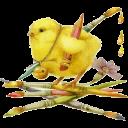 Рисувящо пиле
