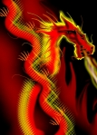 червен дракон