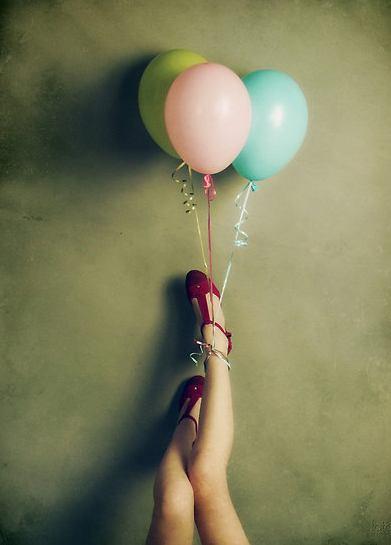 балони на  крачета