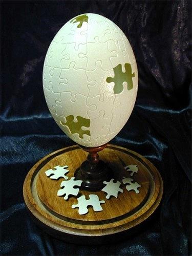 яйце пъзел