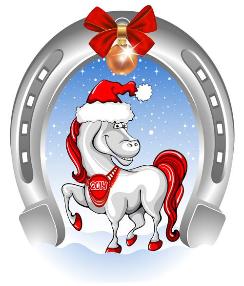 2014 годината на коня